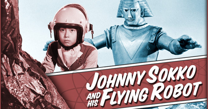 Johnny Sokko and His Flying Robot movie